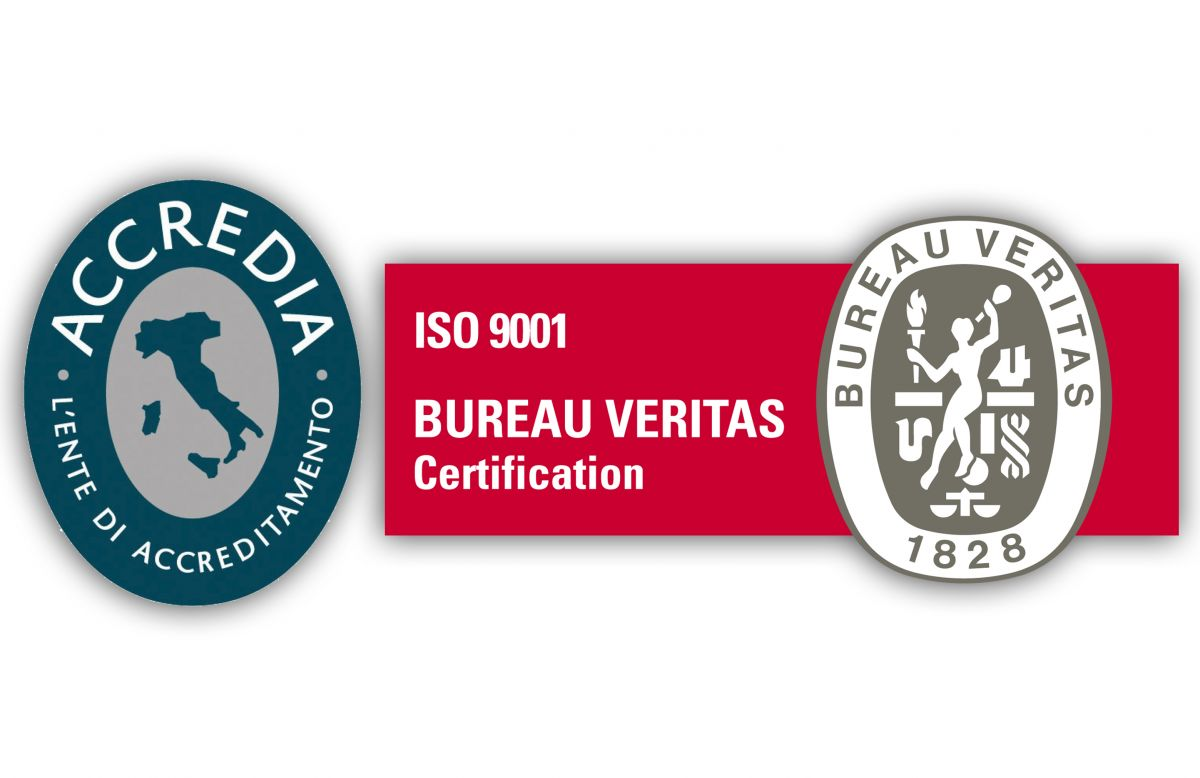 ISO 9001: 2015 certificate renewed until 2023