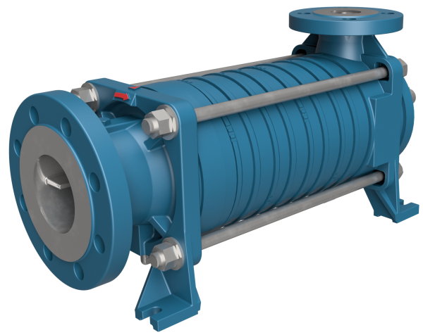 Multi-Stage and Self-Priming pumps