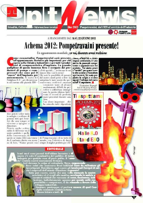 ptnews due 2012